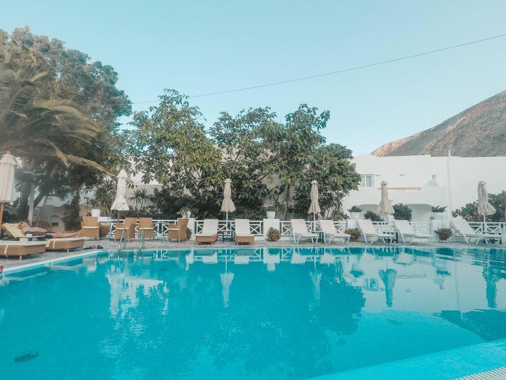 Hotel-Matina-Kamari-Santorin-Reisebericht-VonPalmenundBergen